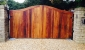 Magtec Wooden Gates